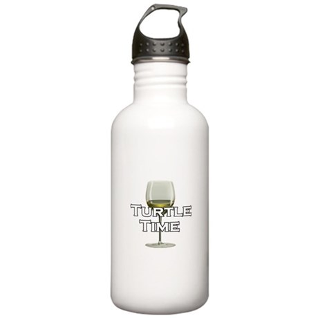 Turtle Time Stainless Water Bottle 1.0L