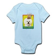 Birthday Cupcake - Bichon Infant Bodysuit