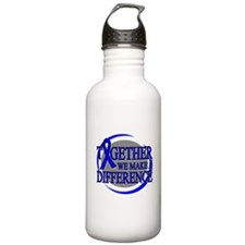Rectal Cancer Support Water Bottle