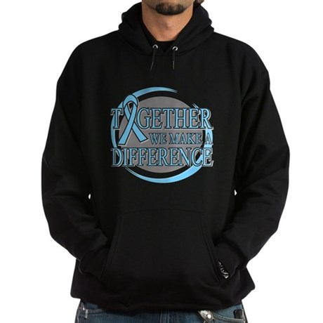 Prostate Cancer Support Hoodie (dark)