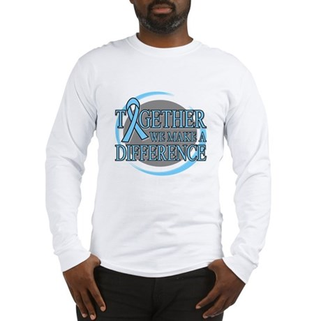 Prostate Cancer Support Long Sleeve T-Shirt
