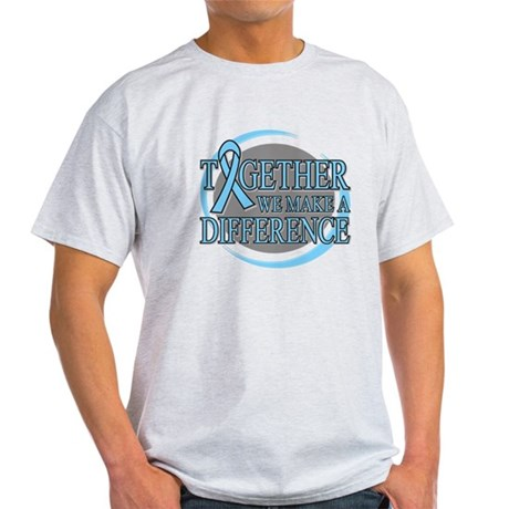 Prostate Cancer Support Light T-Shirt