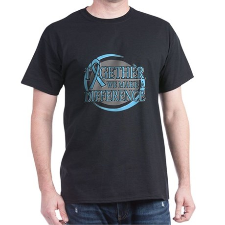 Prostate Cancer Support Dark T-Shirt