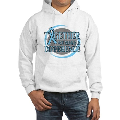 Prostate Cancer Support Hooded Sweatshirt