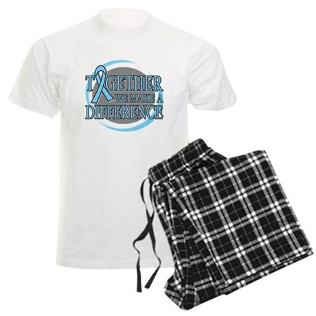 Prostate Cancer Support Men's Light Pajamas