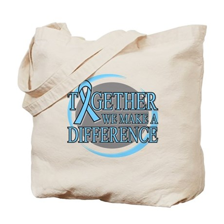 Prostate Cancer Support Tote Bag