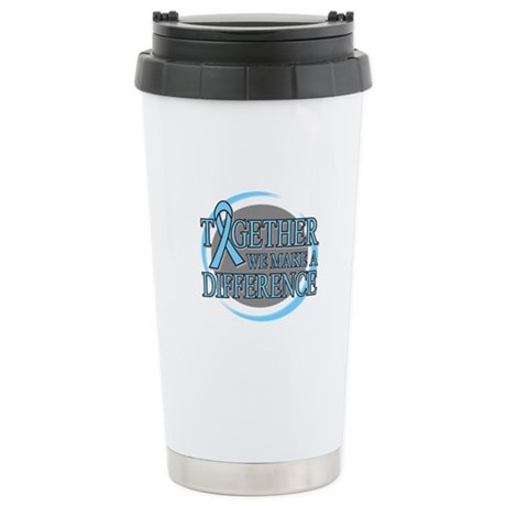 Prostate Cancer Support Ceramic Travel Mug