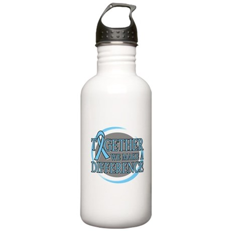 Prostate Cancer Support Stainless Water Bottle 1.0