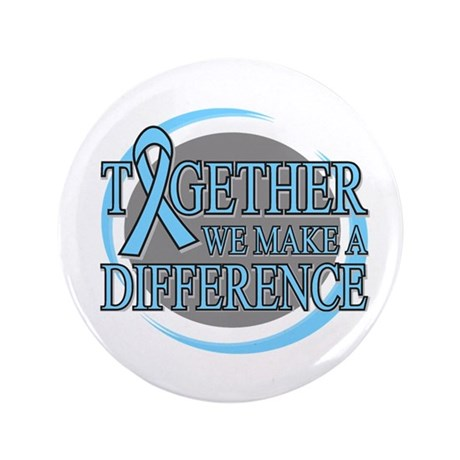 "Prostate Cancer Support 3.5"" Button (100 pack)"