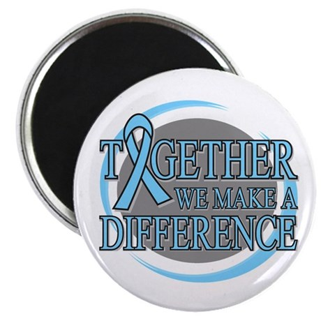 "Prostate Cancer Support 2.25"" Magnet (10 pack)"