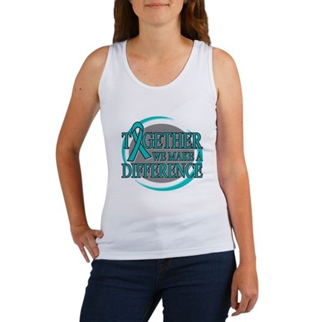 Ovarian Cancer Support Women's Tank Top
