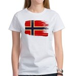Norway Flag Women's T-Shirt