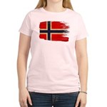 Norway Flag Women's Light T-Shirt