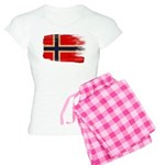 Norway Flag Women's Light Pajamas
