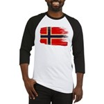 Norway Flag Baseball Jersey