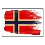 Norway Flag Banner