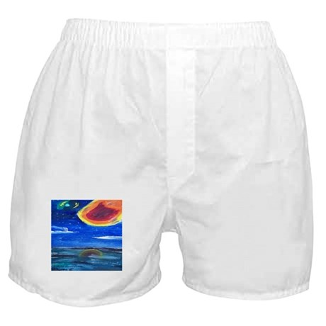 Asteroids Boxer Shorts