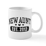New Aunt 2012 Mug