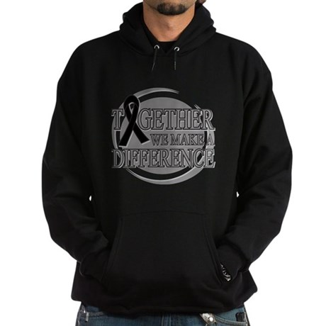 Melanoma Support Hoodie (dark)