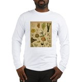 Unique Mushroom art Long Sleeve T-Shirt
