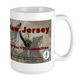 NJ Civil War 150 Kearny Mug