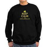 Keep Calm #VadaABordoCazzo Sweatshirt