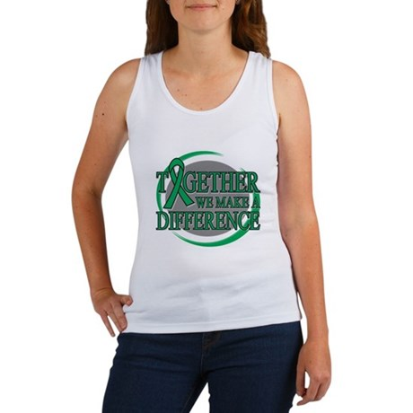 Liver Cancer Support Women's Tank Top