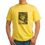 Dore's Puss in Boots Yellow T-Shirt