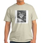 Dore's Puss in Boots Ash Grey T-Shirt