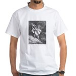 Dore's Puss in Boots White T-Shirt