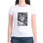 Dore's Puss in Boots Jr. Ringer T-Shirt