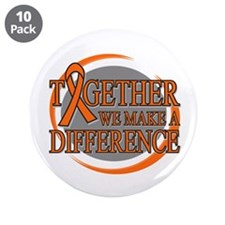 "Leukemia Support 3.5"" Button (10 pack)"