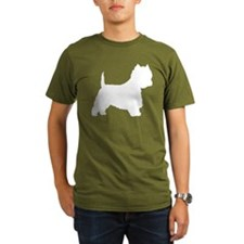 Cute West highland terrier T-Shirt