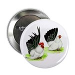 "Japanese Bantams 2.25"" Button"
