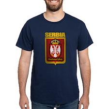 """""""Serbian Gold"""" T-Shirt"""