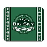Big Sky Forest Mousepad