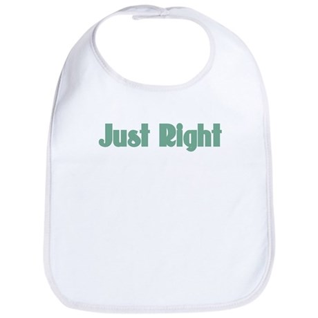 Just Right Bib