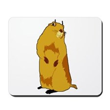dramatic look gopher Mousepad