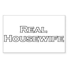 Real Housewife Decal
