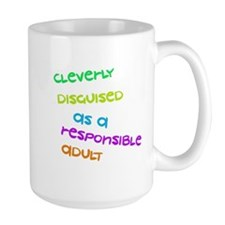 cleverBlk Mugs
