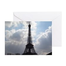 Eiffel Tower, Paris Greeting Cards (Pk of 10)