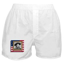 George Armstrong Custer Boxer Shorts