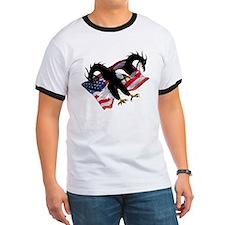 USA Bald Eagle Dragon T