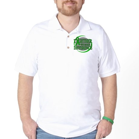 Kidney Cancer Support Golf Shirt