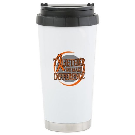 Kidney Cancer Support 2 Ceramic Travel Mug
