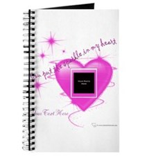 Heart Sparkle Journal