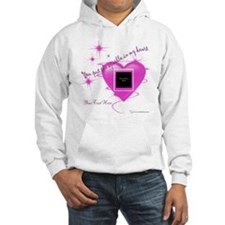 Heart Sparkle Hoodie