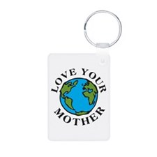 Love Your Mother Keychains
