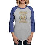 Pug Silhouette Organic Kids T-Shirt (dark)
