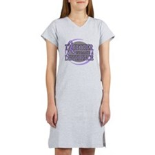 General Cancer Support Women's Nightshirt